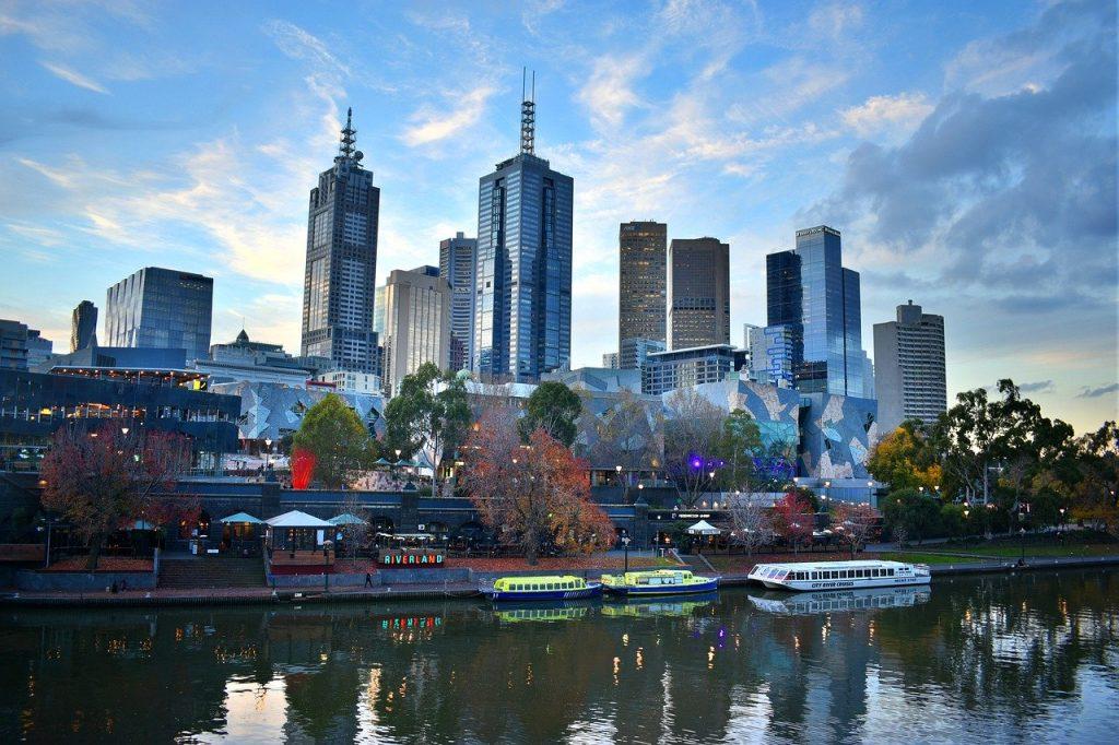 Melbourne city line