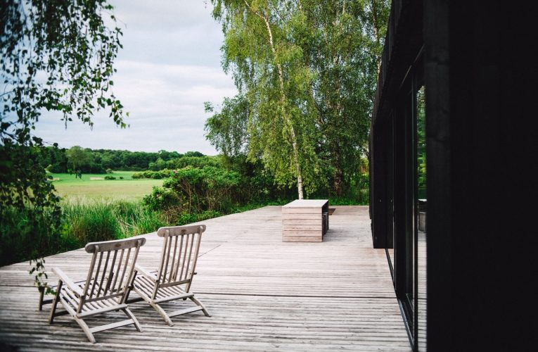 Timber Decking always in style