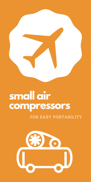 small sized air compressors