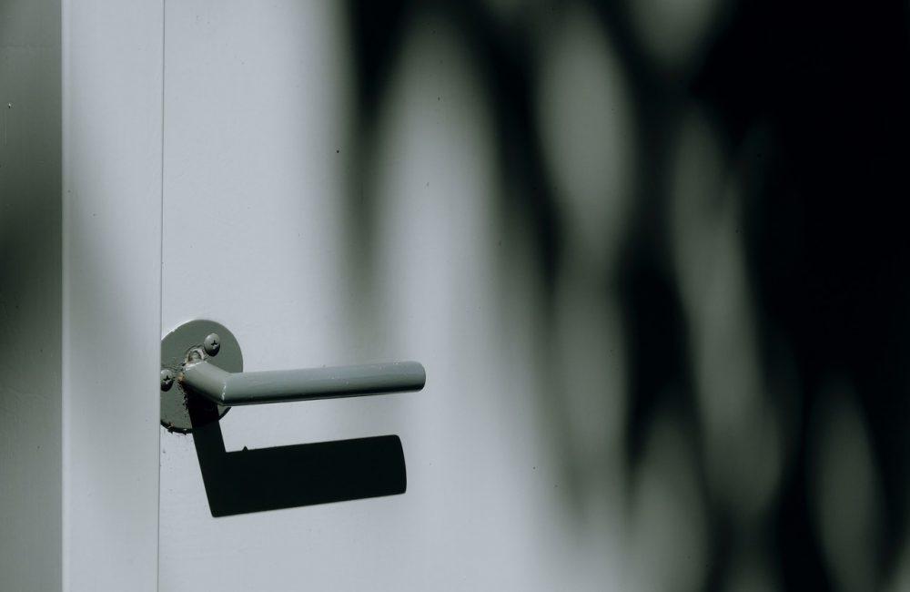 Matt Black Door handles